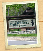 Find out more about Wildlife Prairie State Park